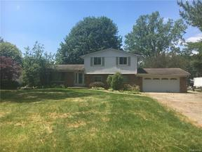 Property for sale at 1281 DUCKWOOD COURT, White Lake Township,  MI 48383