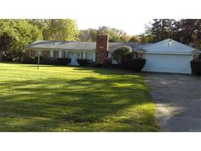 Property for sale at 19125 CORAL GABLES ST, Southfield,  MI 48076