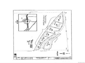 Property for sale at 00000 Beck/Latson, Genoa Township,  MI 48116